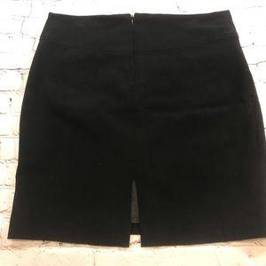 🔴 3/$20 🔴 Express Black Button Skirt Sz 10